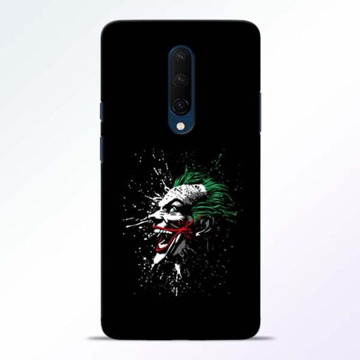 Crazy Joker OnePlus 7T Pro Mobile Cover