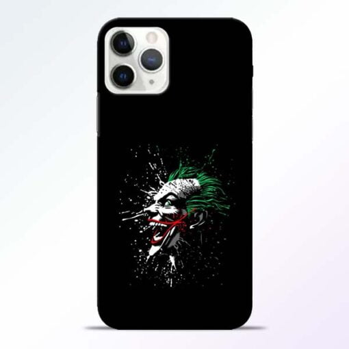 Crazy Joker iPhone 11 Pro Max Mobile Cover