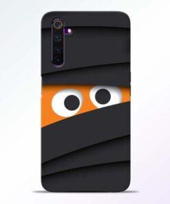 Cute Eye Realme 6 Mobile Cover