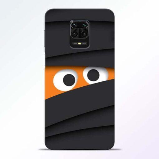 Cute Eye Redmi Note 9 Pro Mobile Cover