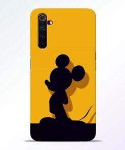 Cute Mickey Realme 6 Mobile Cover
