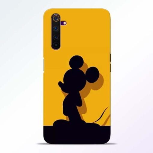 Cute Mickey Realme 6 Pro Mobile Cover