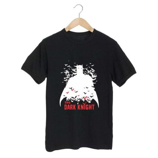 Dark Knight Black T shirt