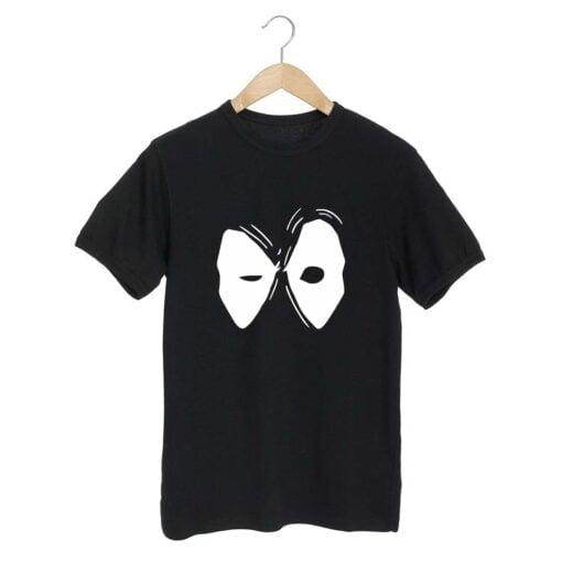 DeadPool Eye Black T shirt