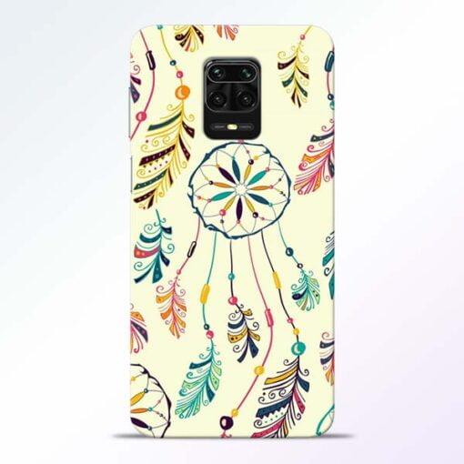 Dream Catcher Redmi Note 9 Pro Mobile Cover