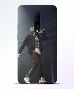 Eminem Style OnePlus 7 Pro Mobile Cover