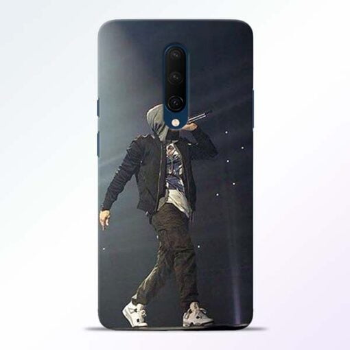 Eminem Style OnePlus 7T Pro Mobile Cover