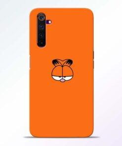 Garfield Cat Realme 6 Mobile Cover