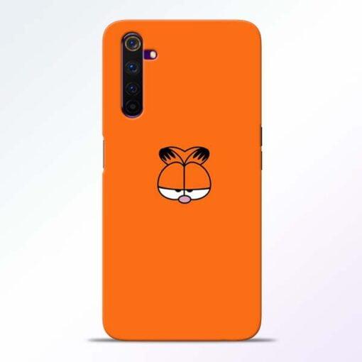 Garfield Cat Realme 6 Pro Mobile Cover