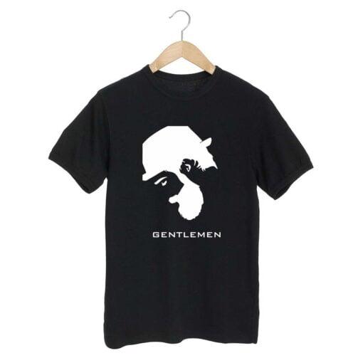 GentleMen Black T shirt