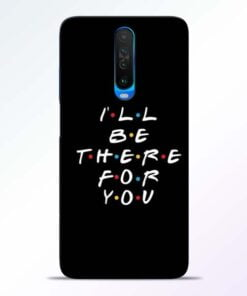 I Will Be There Poco X2 Mobile Cover