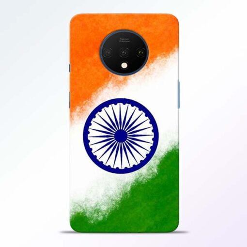 Indian Flag OnePlus 7T Mobile Cover