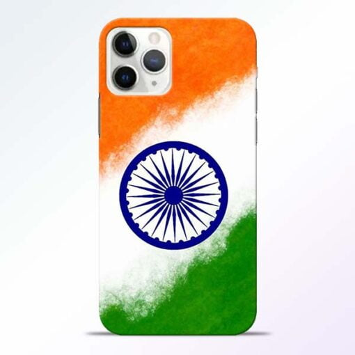 Indian Flag iPhone 11 Pro Max Mobile Cover