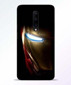 Iron Man OnePlus 7 Pro Mobile Cover