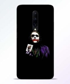Joker Card OnePlus 7 Pro Mobile Cover