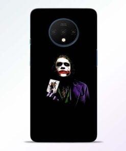Joker Card OnePlus 7T Mobile Cover