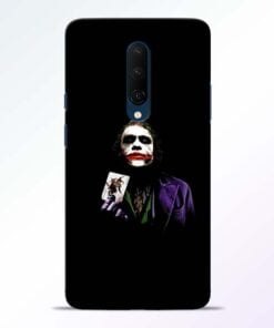 Joker Card OnePlus 7T Pro Mobile Cover