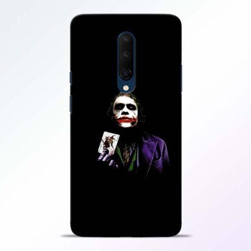 Joker Card OnePlus 7T Pro Mobile Cover