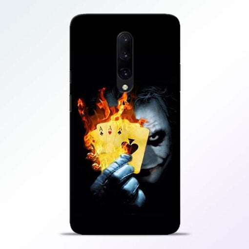 Joker Shows OnePlus 7 Pro Mobile Cover
