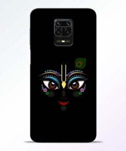Krishna Design Redmi Note 9 Pro Mobile Cover