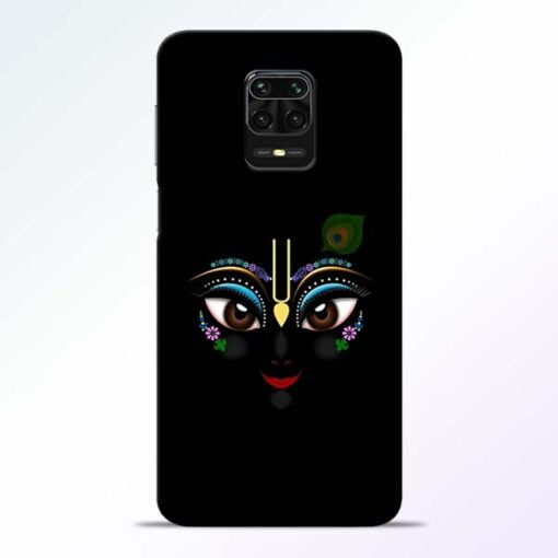 Krishna Design Redmi Note 9 Pro Mobile Cover