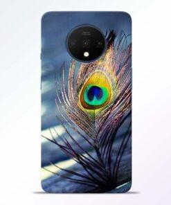 Krishna More Pankh OnePlus 7T Mobile Cover