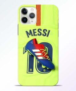 Leo Messi iPhone 11 Pro Max Mobile Cover