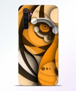 Lion Art Realme 6 Mobile Cover