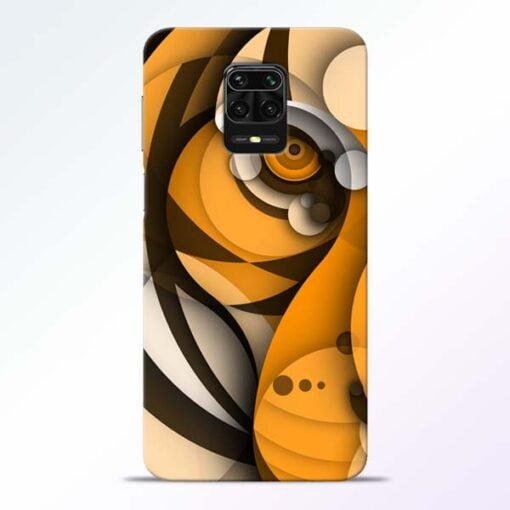 Lion Art Redmi Note 9 Pro Mobile Cover
