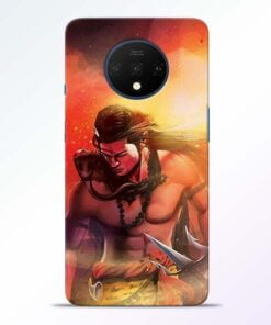 Lord Mahadev OnePlus 7T Mobile Cover