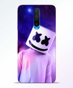 Marshmello Poco X2 Mobile Cover