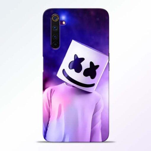 Marshmello Realme 6 Mobile Cover