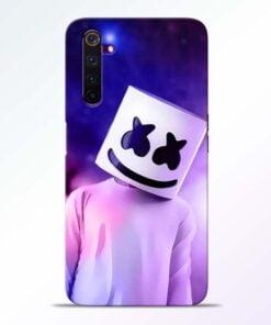 Marshmello Realme 6 Pro Mobile Cover