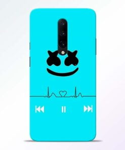 Marshmello Song OnePlus 7 Pro Mobile Cover