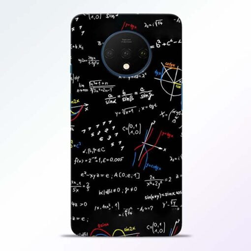Math Lover OnePlus 7T Mobile Cover