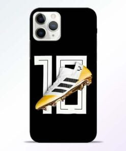 Messi 10 iPhone 11 Pro Max Mobile Cover