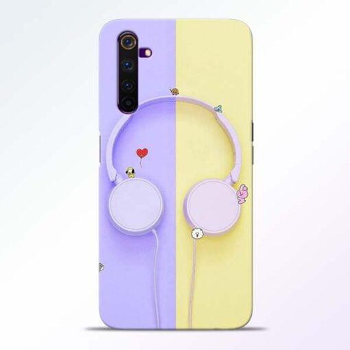 Music Lover Realme 6 Mobile Cover