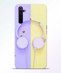Music Lover Realme 6 Pro Mobile Cover