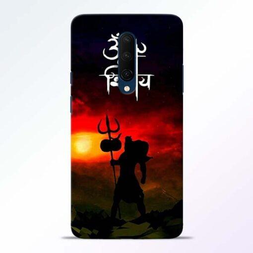 Om Mahadev OnePlus 7T Pro Mobile Cover