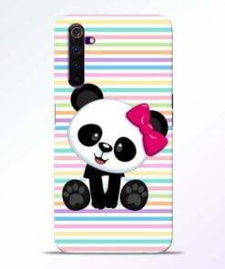 Panda Girl Realme 6 Pro Mobile Cover