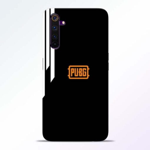 Pubg Lover Realme 6 Mobile Cover