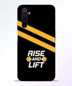 Rise and Lift Realme 6 Pro Mobile Cover