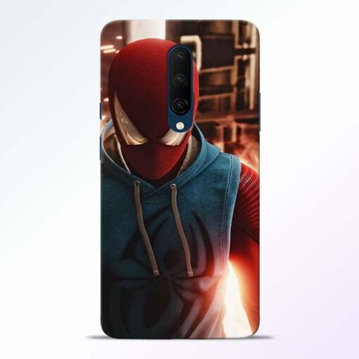 SpiderMan Eye OnePlus 7T Pro Mobile Cover