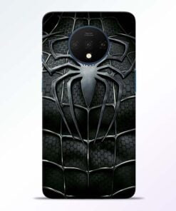 Spiderman Web OnePlus 7T Mobile Cover