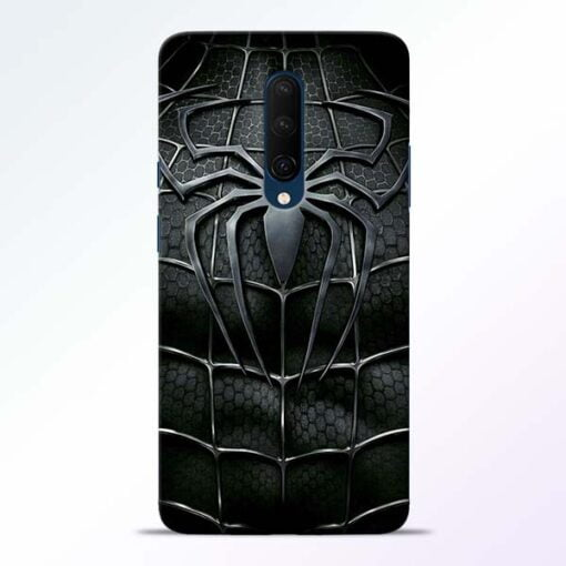 Spiderman Web OnePlus 7T Pro Mobile Cover