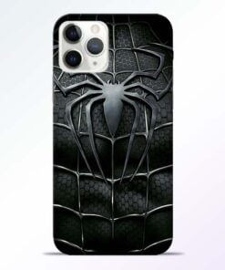 Spiderman Web iPhone 11 Pro Max Mobile Cover