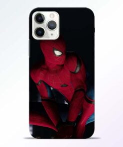 Spiderman iPhone 11 Pro Max Mobile Cover