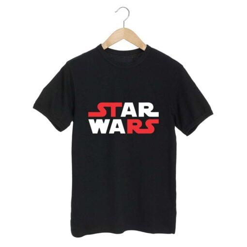 Star Wars Black T shirt