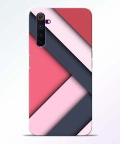 Texture Design Realme 6 Pro Mobile Cover