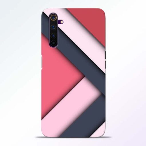 Texture Design Realme 6 Pro Mobile Cover